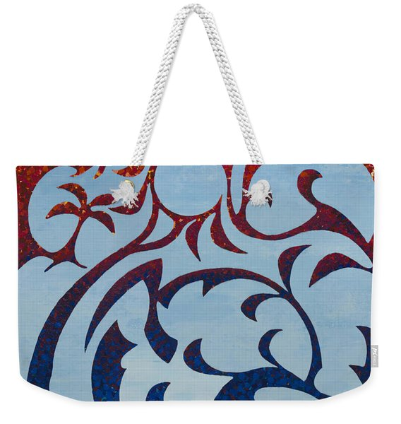 Tropical Smoothie Weekender Tote Bag
