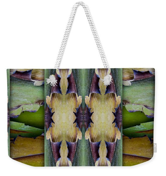 Tropical Two Weekender Tote Bag