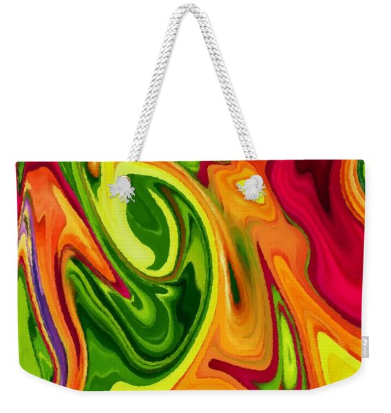 Tropics Weekender Tote Bag