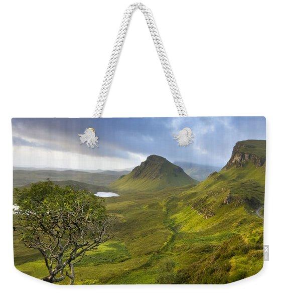 Trotternish Ridge Weekender Tote Bag