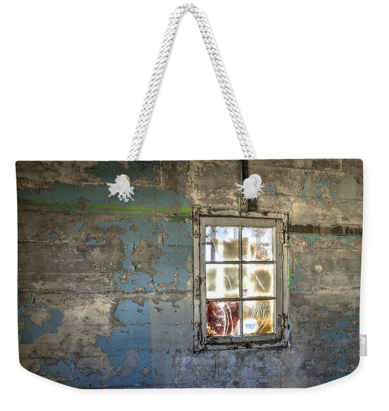 Trustee-3 Weekender Tote Bag