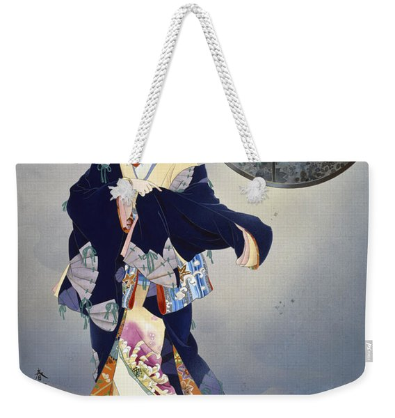 Tsukiakari Weekender Tote Bag
