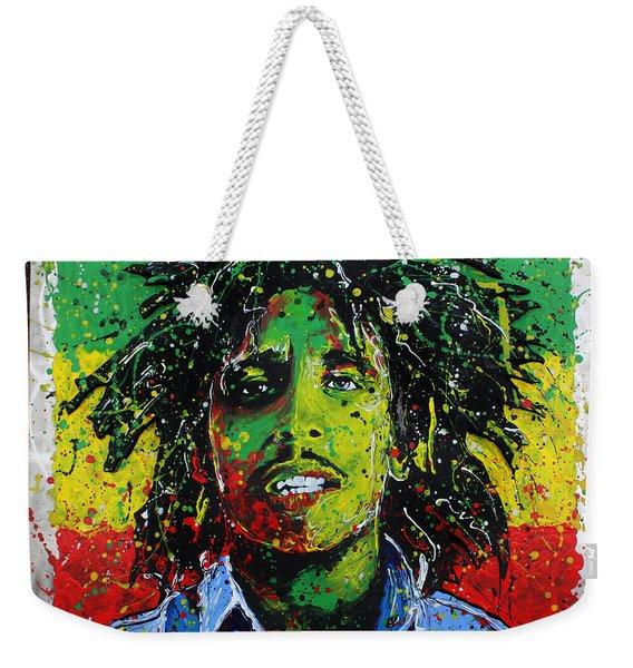Tuff Gong Weekender Tote Bag