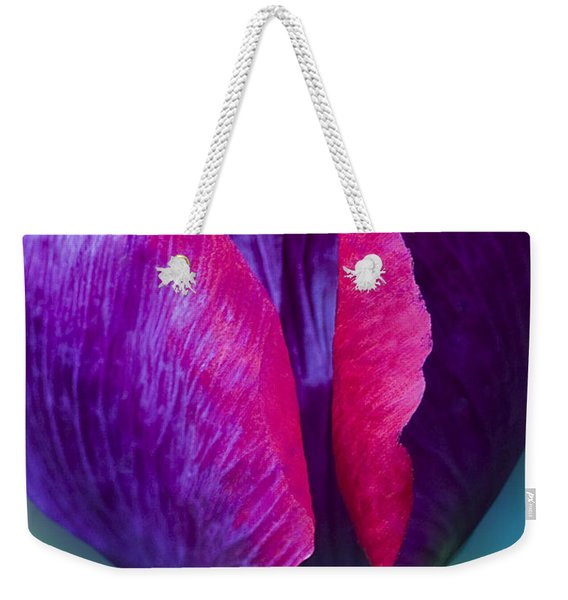 Tulip Bright  Weekender Tote Bag