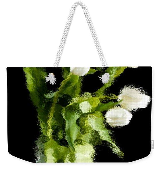 Tulip Impressions Vii Weekender Tote Bag
