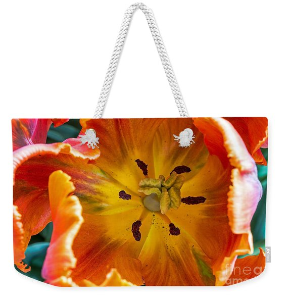 Tulip Two Weekender Tote Bag