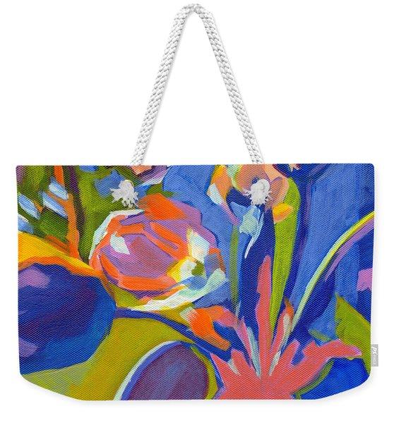 Tulip Variations  Weekender Tote Bag