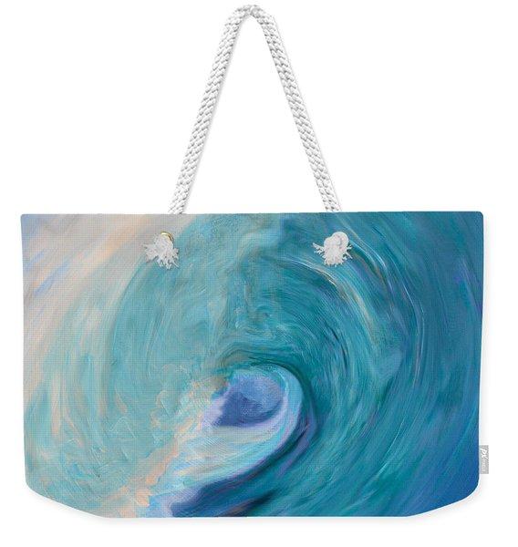 Tunnelvision No Sat Weekender Tote Bag