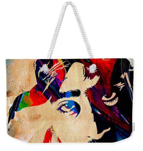 Tupac Collection Weekender Tote Bag
