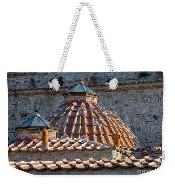 Turkish Bath Dome Weekender Tote Bag