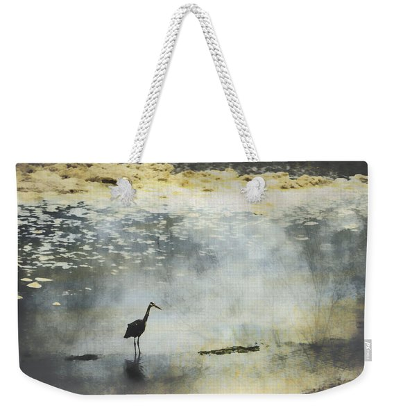Turning Of The Tide Weekender Tote Bag