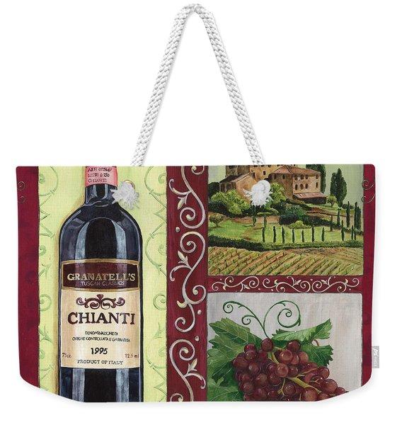 Tuscan Collage 1 Weekender Tote Bag