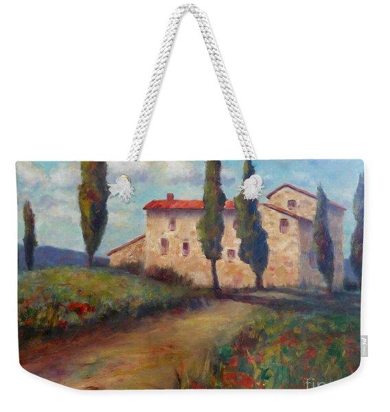 Tuscan Home Weekender Tote Bag