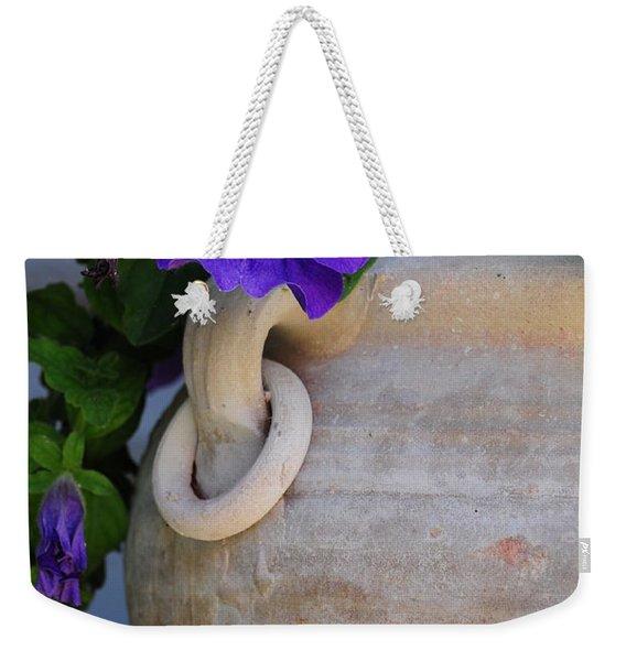 Tuscan Pot Weekender Tote Bag