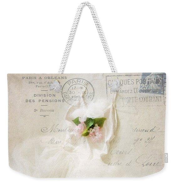 Tutu  Weekender Tote Bag