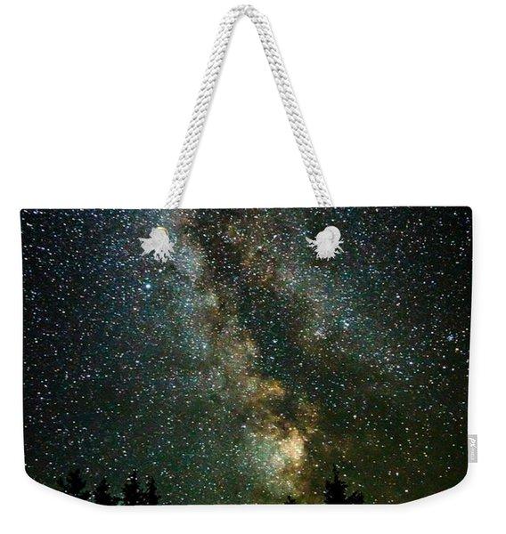 Twinkle Twinkle A Million Stars  Weekender Tote Bag