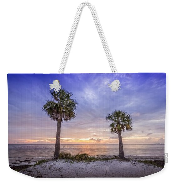 Two Are Better Than One Weekender Tote Bag