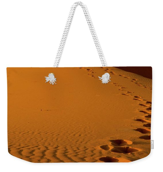 Two Boys In Traditional North African Weekender Tote Bag