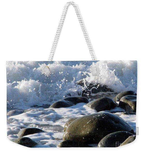 Two Elements Weekender Tote Bag