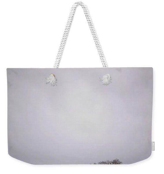 Two Weekender Tote Bag
