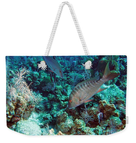 Two Muttons Weekender Tote Bag