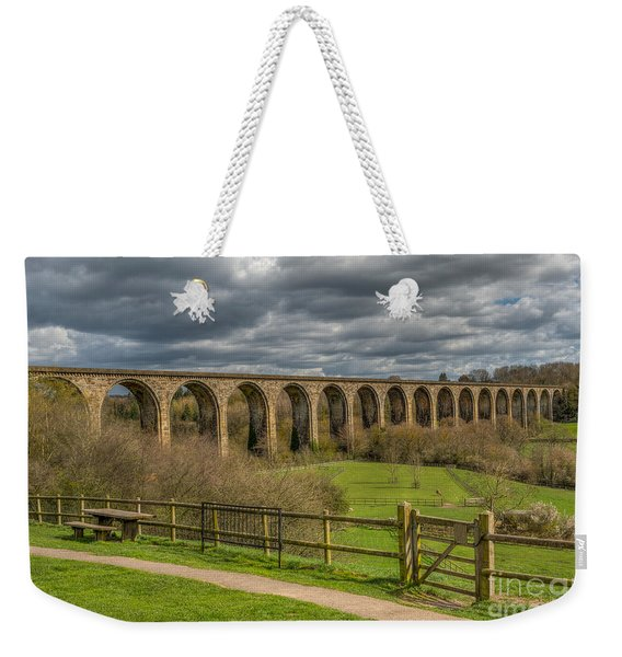 Ty Mawr Country Park Weekender Tote Bag