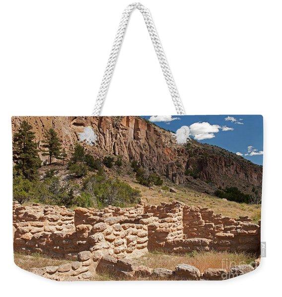 Tyuonyi Bandelier National Monument Weekender Tote Bag
