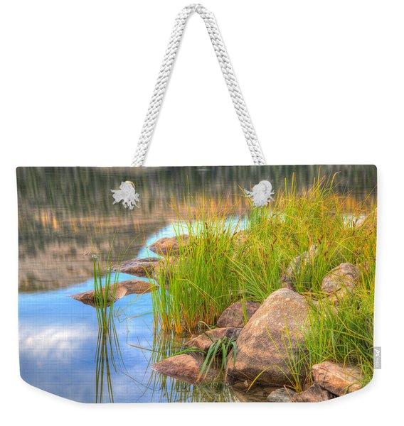 Uinta Reflections Weekender Tote Bag