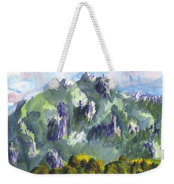 Uintah Highlands 1 Weekender Tote Bag