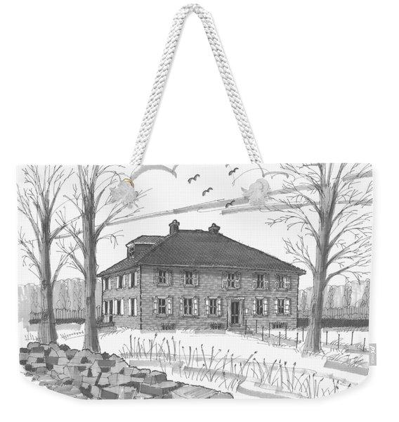 Ulster County Museum Weekender Tote Bag