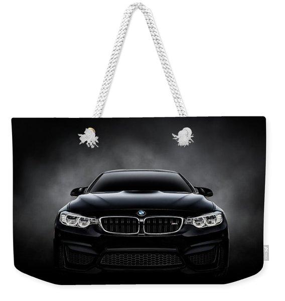 Ultimatum Weekender Tote Bag