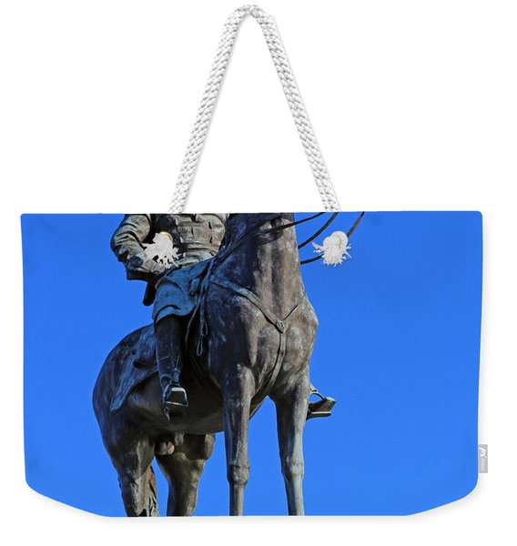 Ulysses S. Grant Guards The United States Capitol Weekender Tote Bag