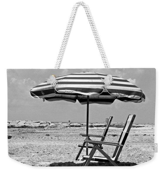 Umbrella Shade Weekender Tote Bag