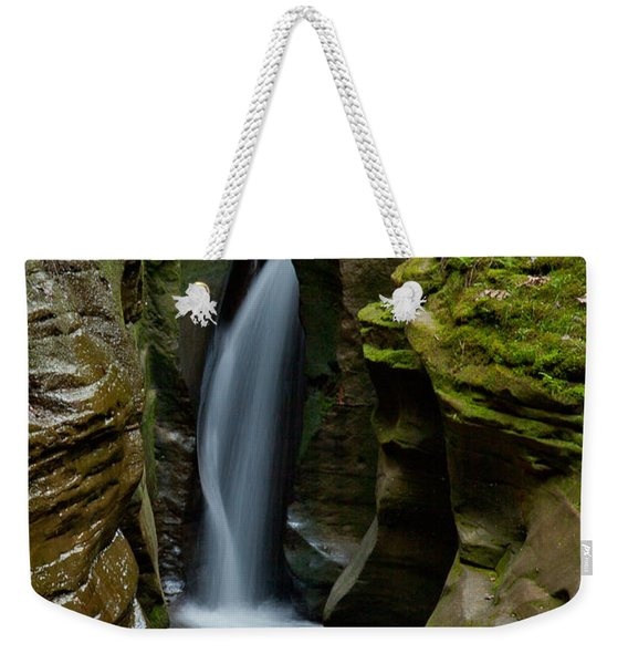 Un-named Falls Weekender Tote Bag