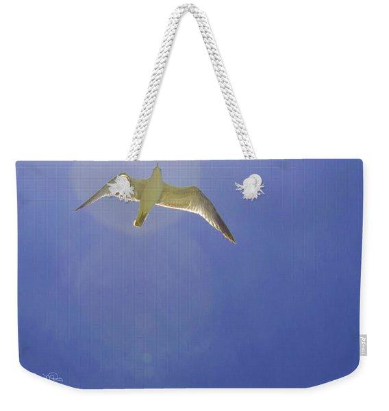 Under His Wings II Weekender Tote Bag