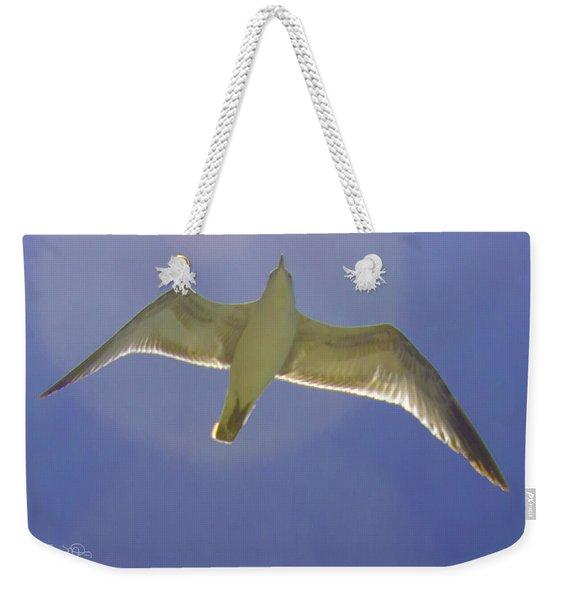 Under His Wings IIi Weekender Tote Bag