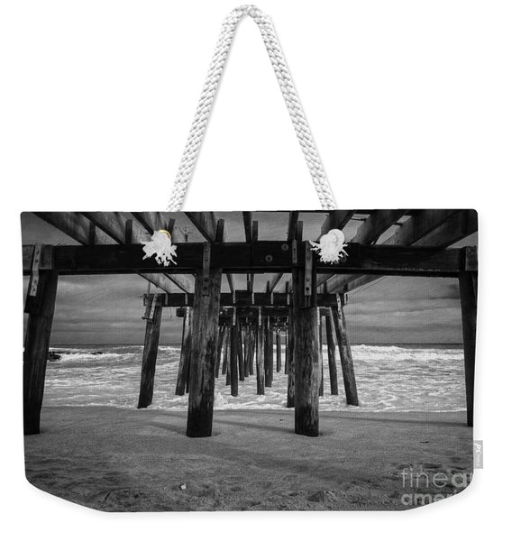 Under The Boardwalk Weekender Tote Bag
