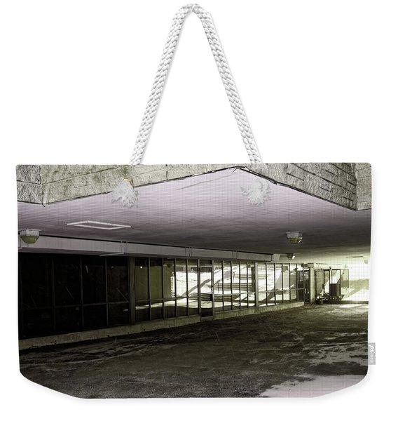 Under The Library Weekender Tote Bag