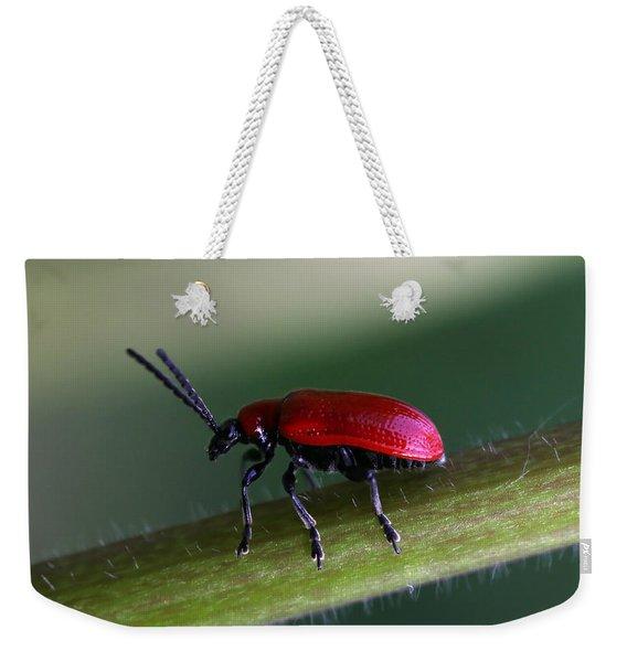 Under Way Weekender Tote Bag