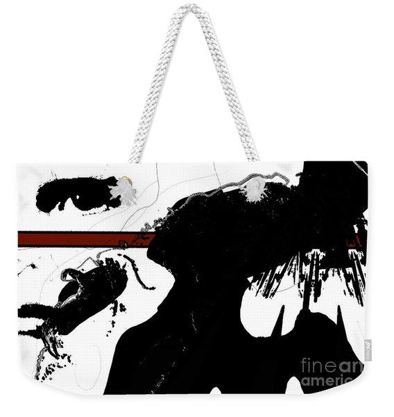 Undercover Weekender Tote Bag