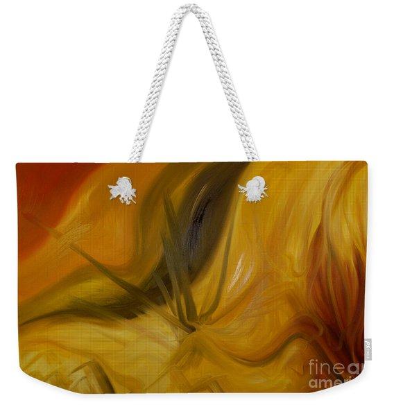 Undergrowth I Weekender Tote Bag