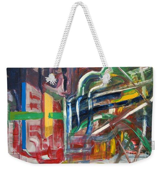 Undergrowth IIi Weekender Tote Bag