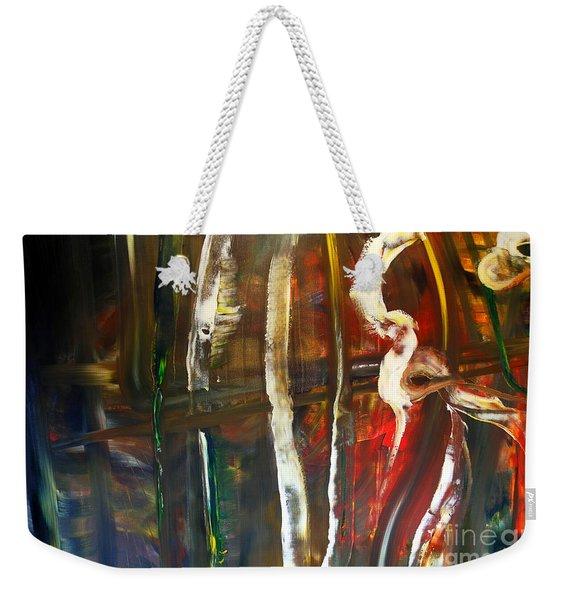 Undergrowth Iv Weekender Tote Bag