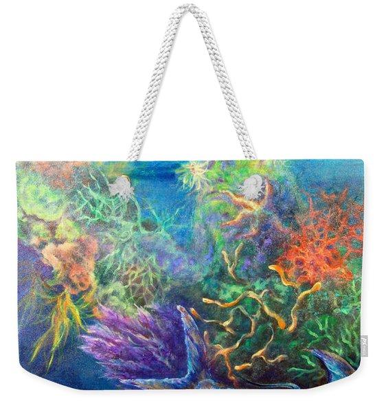 Jesus Reef  Weekender Tote Bag