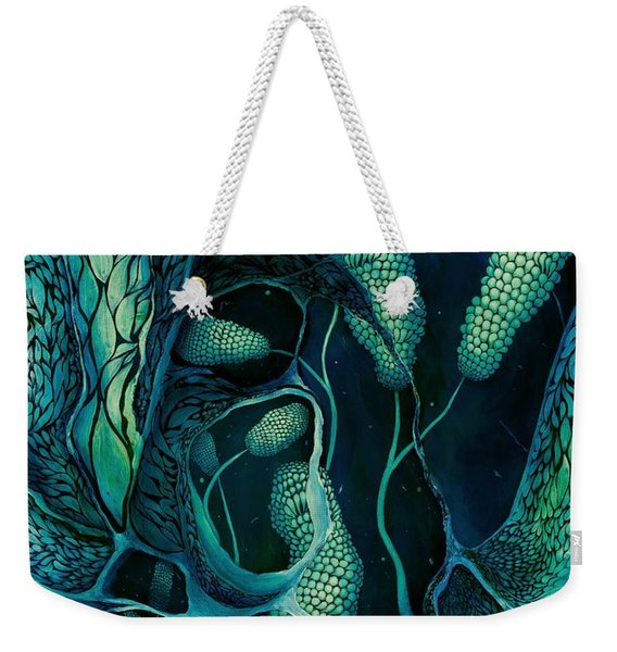 Underwater Revelation Weekender Tote Bag