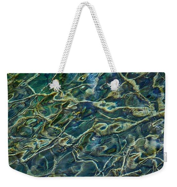 Underwater Roots Weekender Tote Bag