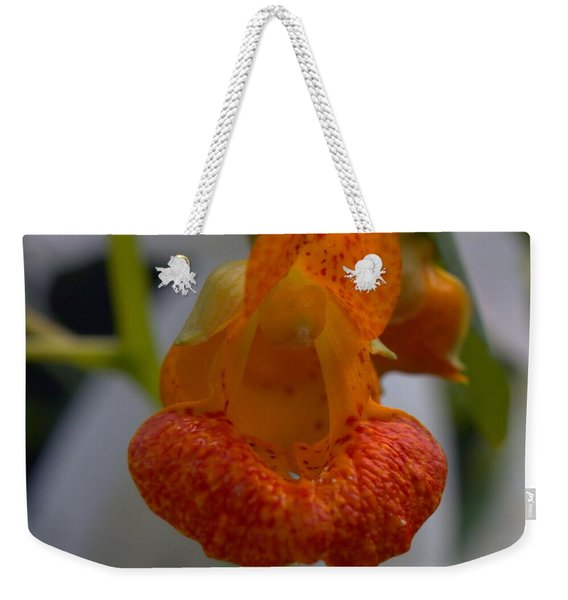 Unidetified Wildflower Weekender Tote Bag