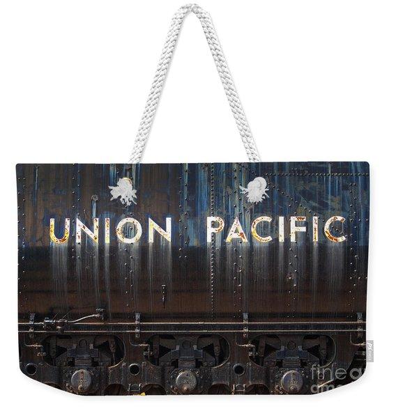Union Pacific - Big Boy Tender Weekender Tote Bag