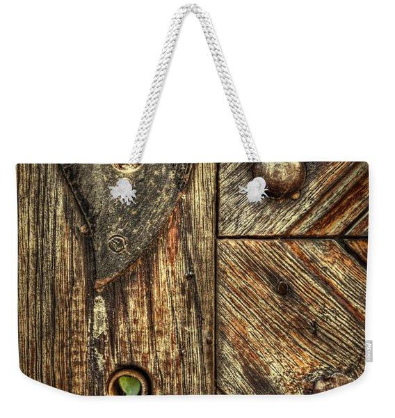 Unlock My Heart Weekender Tote Bag