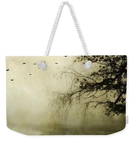 Unspoken Weekender Tote Bag